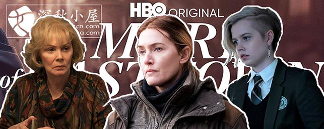 又悬疑又搞笑,HBO高分剧《东城梦魇》